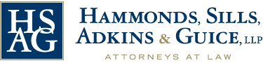 Hammonds, Sills, Adkins and Guice logo