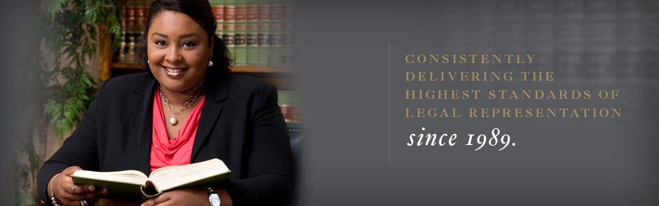 Consistently delivering the highest standards of legal representation since 1989.